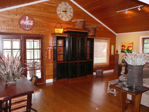 Willowdale Farm The Barn Loft Bed And Breakfast